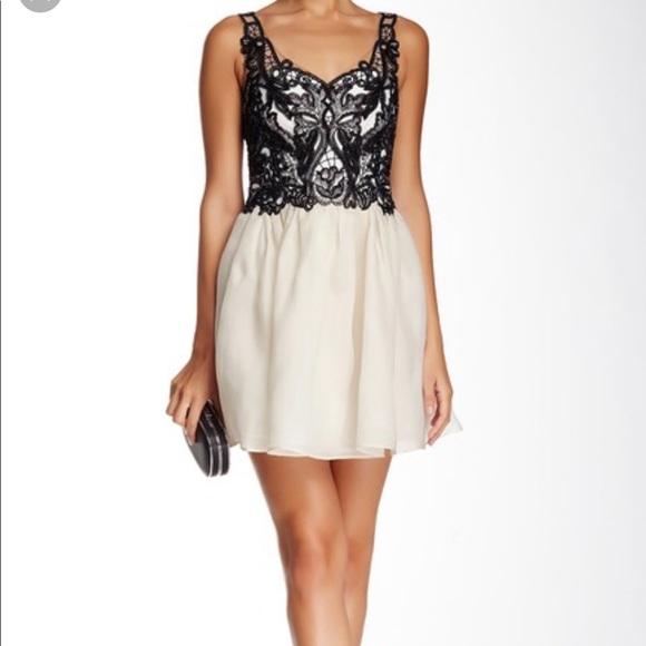 4a179ec8ccc6 ... Gorgeous Marchesa Notte dress. M_5c4cd191035cf1c66603fd53